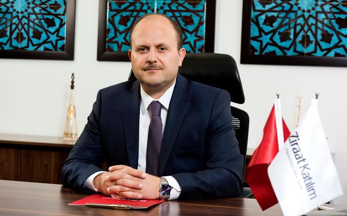 Ziraat Katılım Genel Müdürü Metin Özdemir'den önemli açıklamalar
