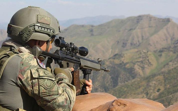 Bilanço açıklandı! Terör örgütü YPG/PKK'ya şubat ayında ağır darbe