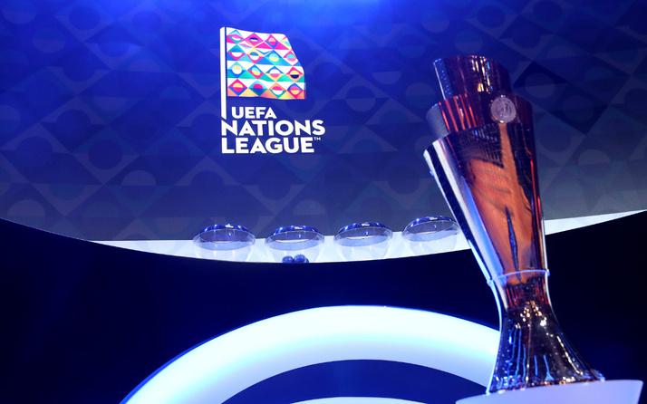 Türkiye'nin UEFA Uluslar Ligi'ndeki rakipleri belli oldu