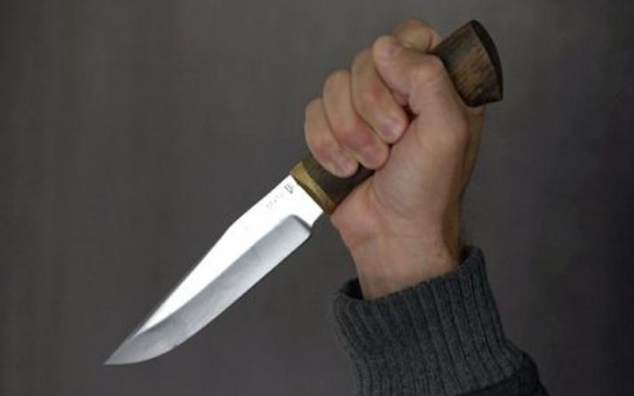 İzmit'te temizlik işçisi bıçağı karnına saplayarak intihar etti