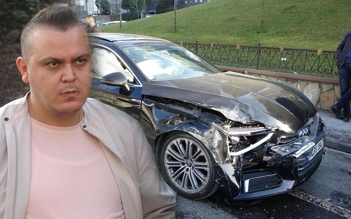 Beyoğlu'nda yeni otomobiliyle çarptığı kişiyi görünce ikinci kez şoka uğradı