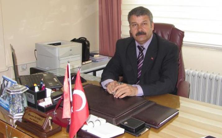 Sinop'ta bulunan ortaokulda tacizci müdür iğrençliği