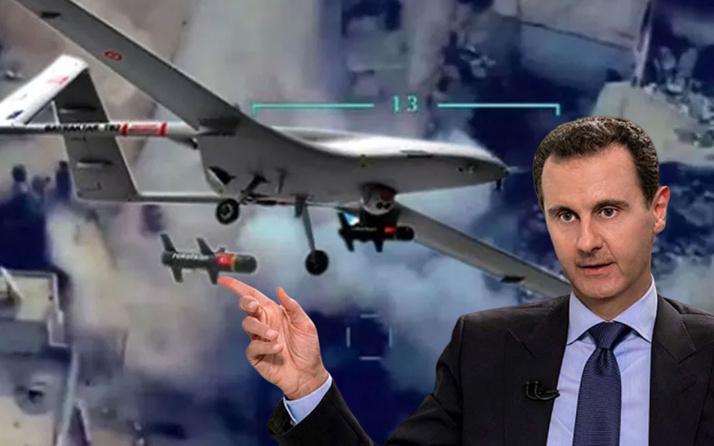 Türk SİHA'ları Bahar Kalkanı'nda Esad'ın sinsi tuzağına düşmedi Rus istihbaratı diyor