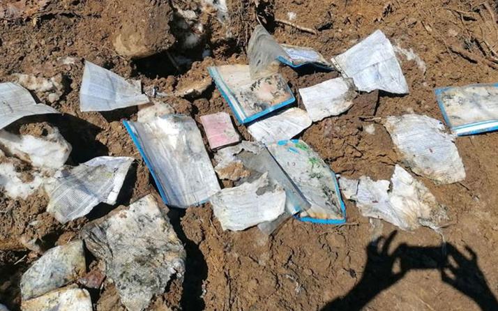 Bitlis'te PKK sığınağından çıkan evraklarla ilgili soruşturma başlatıldı