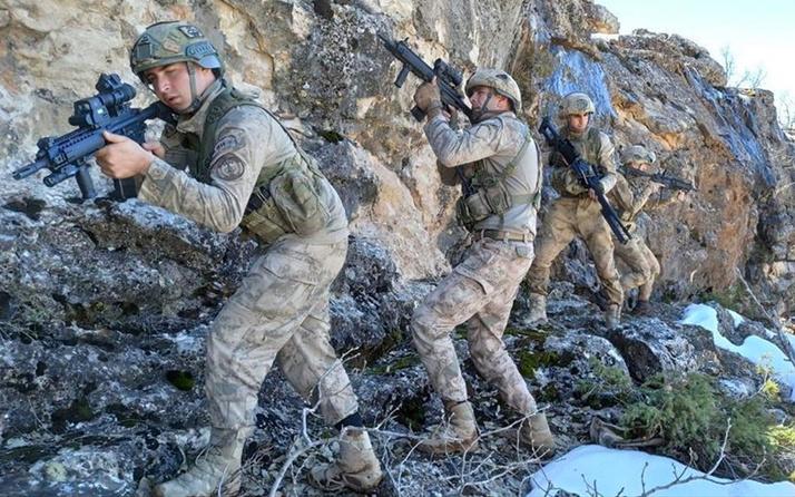 MSB: Irak'ın kuzeyinde 2 PKK'lı terörist öldürüldü