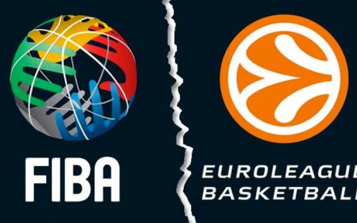 FIBA tüm maçları askıya aldı Euroleague maçları da ertelendi
