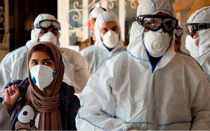 Koronavirüsün vurduğu İran IMF'nin kapısını çaldı 5 milyar dolar istedi