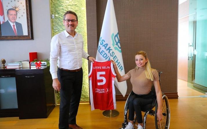 Milli sporcu Selin Şahin, İtalya'da karantina altına alındı