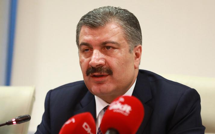 Türkiye'de koronavirüsten kaç kişi öldü? Sağlık Bakanı Fahrettin Koca son sayıyı açıkladı