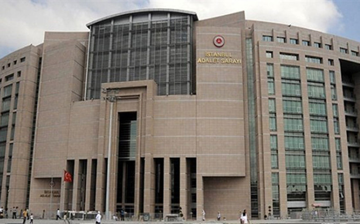 İstanbul Adalet Sarayı'nda koronavirüs önlemi