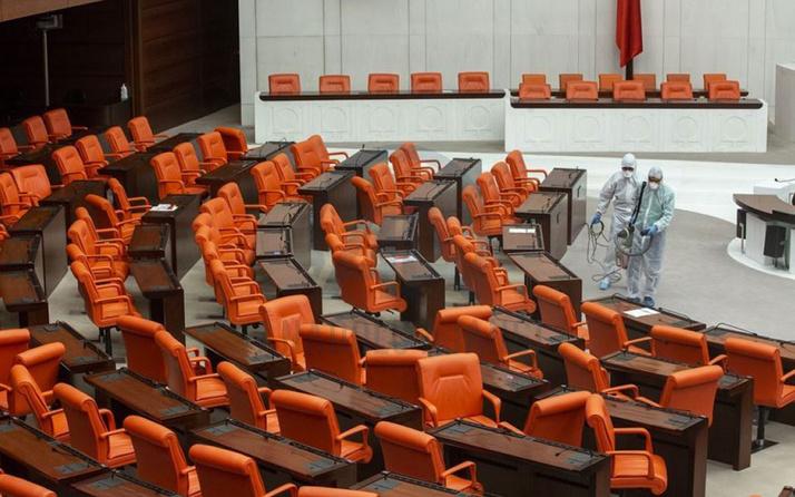 Partiler anlaşırsa koronavirüs nedeniyle Meclis de toplanmayacak