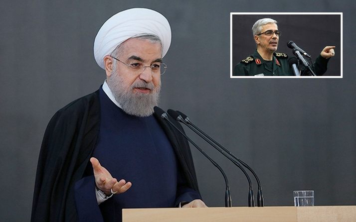 İran'da yaman koronavirüs çelişkisi Ruhani ve İran ordusu farklı telden çaldı