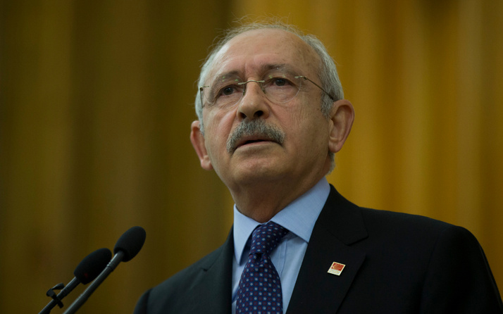 CHP Genel Başkanı Kemal Kılıçdaroğlu'nun acı günü