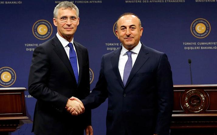 Bakan Çavuşoğlu ile NATO Genel Sekreteri Stoltenberg'ten 'koronavirüs' görüşmesi