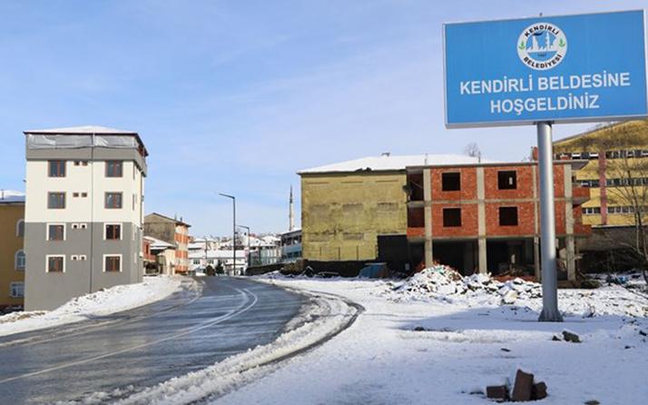 Rize'de bir belde ve 4 köy karantinaya alındı! Giriş çıkışlar kapatıldı