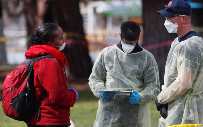 ABD'de virüsü yaymak terör suçu sayılıyor