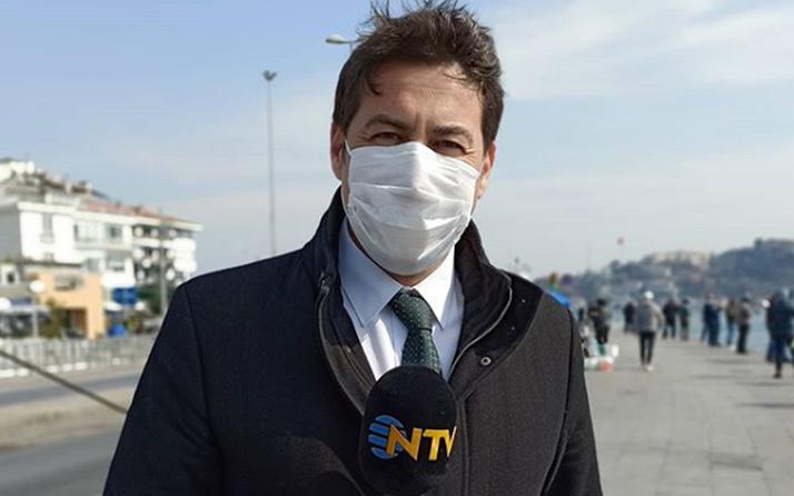 NTV Muhabiri Korhan Varol da koronavirüse yakalandı