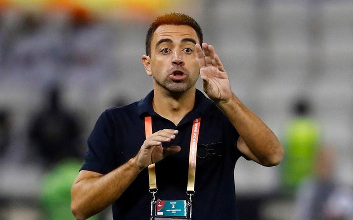 Xavi Barcelona'yı çalıştırmak istiyor