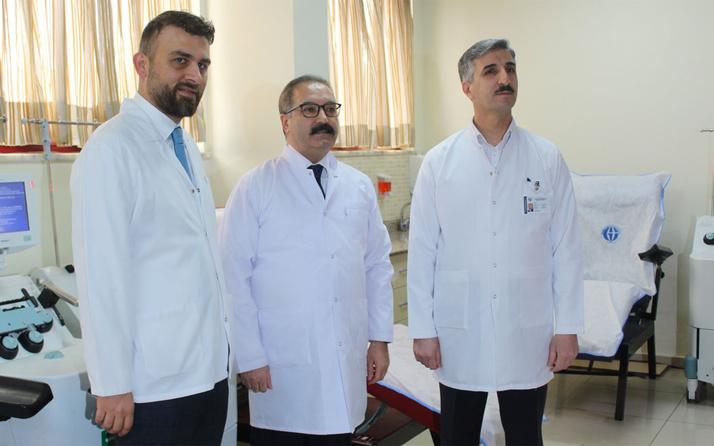 Gaziantep Üniversitesi yapacak! Koronavirüs tedavisinde Türkiye'de bir ilk