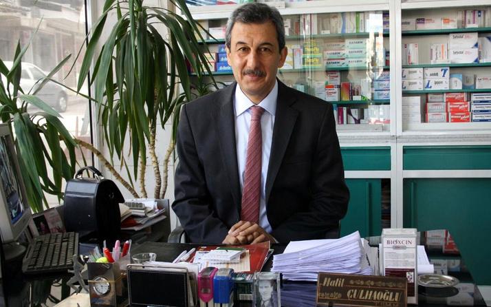 Eski bakan Halil Çulhaoğlu ve eşi koronavirüse yakalandı