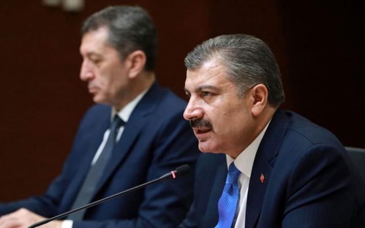 Fahrettin Koca'dan belediye başkanlarına 'LGS' çağrısı