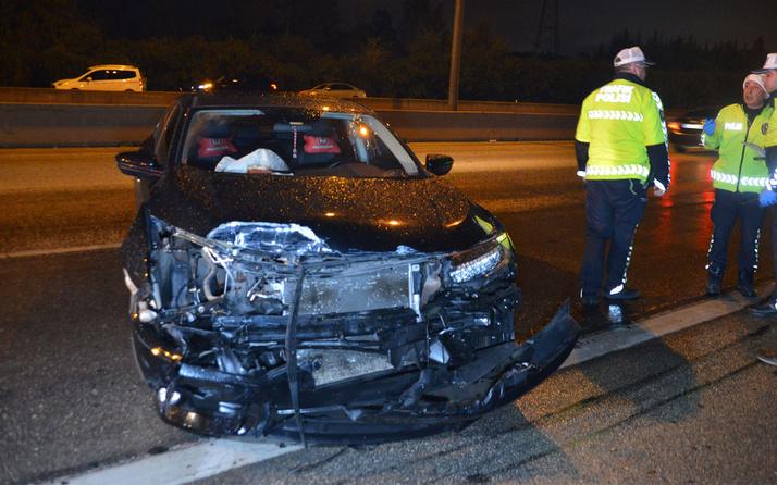 Adana'da feci kaza 1 ölü 6 yaralı