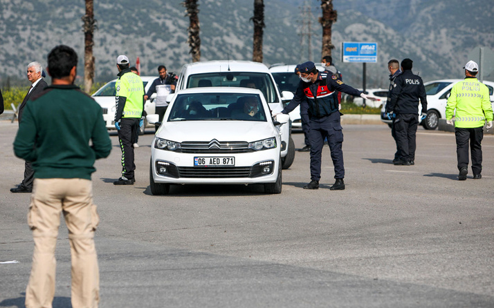 İstanbul'dan Antalya'ya 150 kişi mantar toplamaya geldi vali çileden çıktı