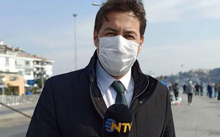 Koronavirüse yakalanan muhabirden sevindiren haber