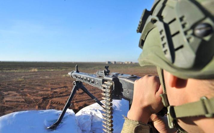Suriye'de 9 YPG'li terörist etkisiz hale getirildi