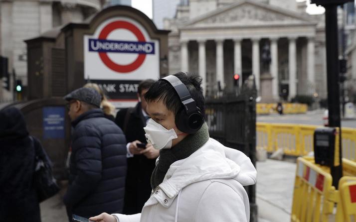 İngiltere'de corona virüsten bir günde 938 kişi öldü