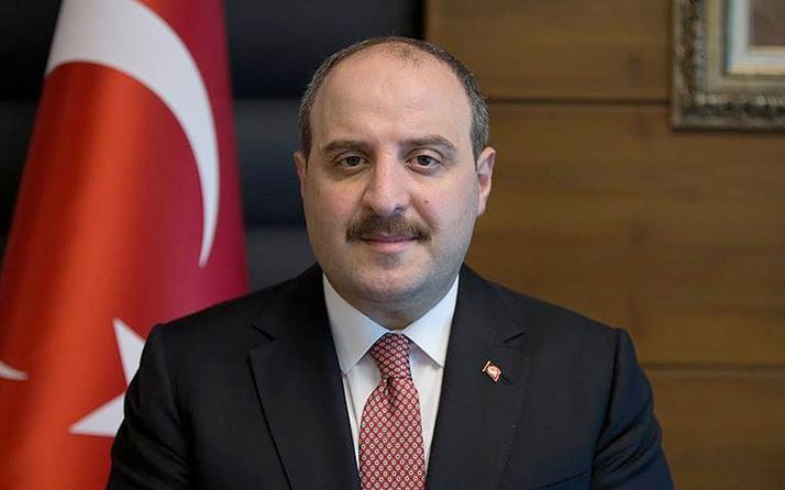 Bakan Mustafa Varank'tan aşı çalışmasına destek