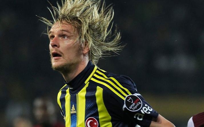 Milos Krasic'ten Fenerbahçe itirafı