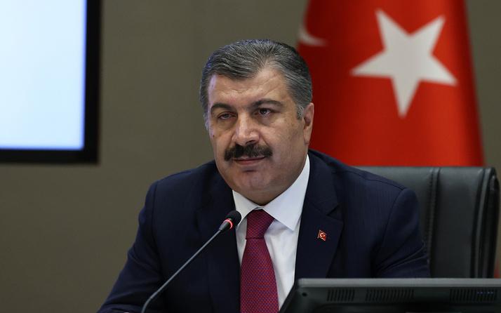 Sağlık Bakanı Fahrettin Koca koronavirüs vaka ve ölü sayısını açıkladı (1 Mayıs 2020)