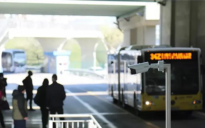 Metrobüs hatlarında termal kamera sistemine geçildi! Ateşi yüksek yolcular binemiyor