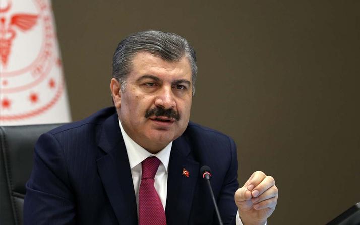 Sağlık Bakanı Fahrettin Koca: Koronavirüs mücadelesinden ödün vermeyeceğiz
