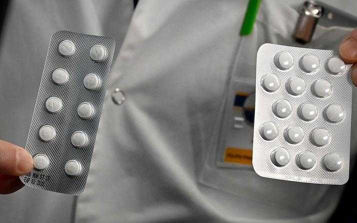 Fransa'da Kovid-19 tedavisinde kullanılan klorokin hastaların yüzde 91,7'sini iyileştirdi