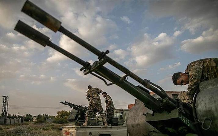 Libya'da Hafter güçlerine ağır darbe