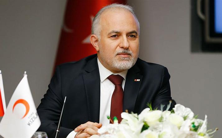 Türk Kızılay Başkanı Kerem Kınık açıkladı: Mısır Kızılayı ile anlaştık