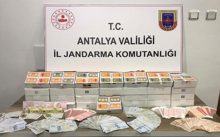 Antalya'da villada kumar oynayan 18 kişi cezadan nasibini aldı