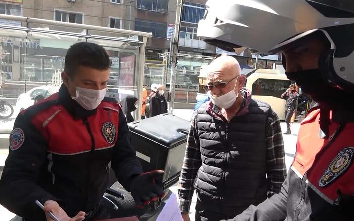 Sultangazi'de minibüse yolcuları dolduran şoför: Beni affedin