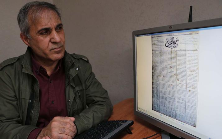 Van Gölü canavarı 131 yıl önce Osmanlı gazetesine manşet olmuş