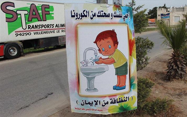 Arap coğrafyasına BM'den koronavirüs uyarısı
