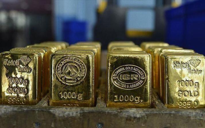 Altının kilogramı 389 bin 200 liraya yükseldi