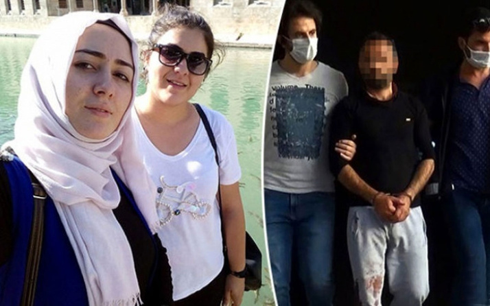 Antalya'da eşini ve baldızını bıçaklayan şahıs teslim oldu