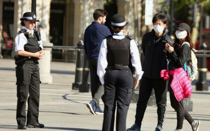 İngiltere'de koronavirüsten ölenlerin sayısı 21 bin 92'ye yükseldi