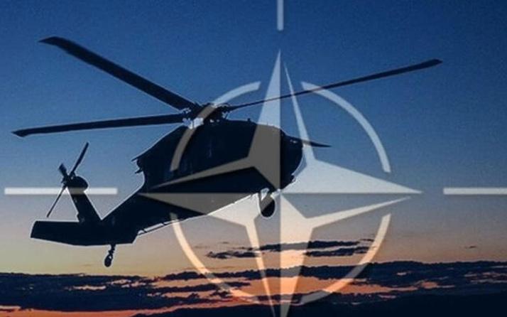 NATO askeri helikopteri Adriyatik'te kayboldu