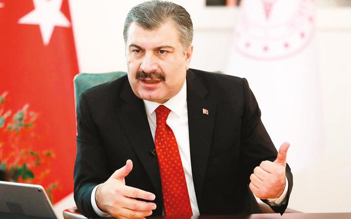 Sağlık Bakanı Fahrettin Koca açıkladı! 65 yaş üstüne sokağa çıkma yasağı Mayıs'ta da sürecek