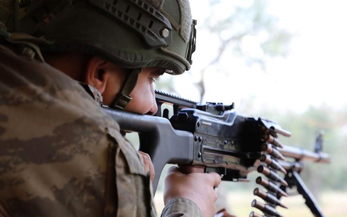 Barış Pınarı bölgesine sızmak isteyen teröristler etkisiz hale getirildi