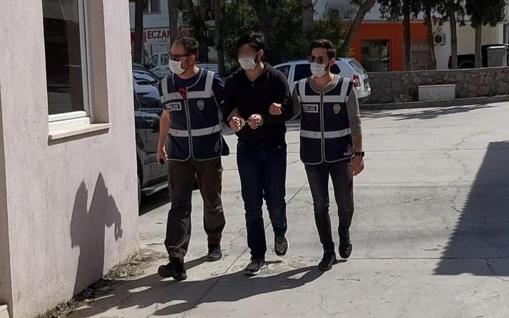Muğla'da lise öğrencisi kredi kartı dolandırıcılığından tutuklandı