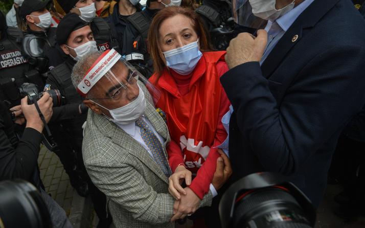 İstanbul Valiliği: Taksim'den gözaltına alınanlar serbest bırakıldı